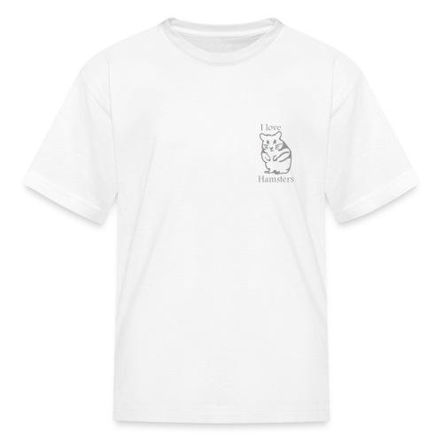Hamster - Kids' T-Shirt