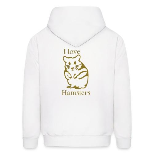 Hamster - Men's Hoodie