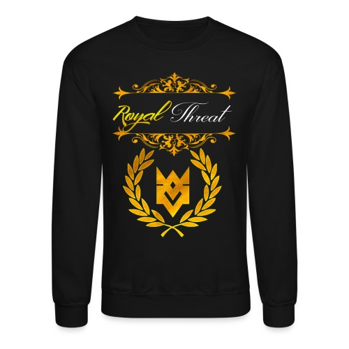 Royal Threat - Crewneck Sweatshirt