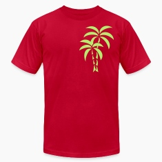 Palm Tree / Tattoo Style / Vector / T-Shirts