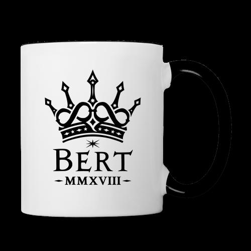 QueenBert 2018-Black - Contrast Coffee Mug