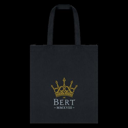 QueenBert 2018-Gold/Silver - Tote Bag