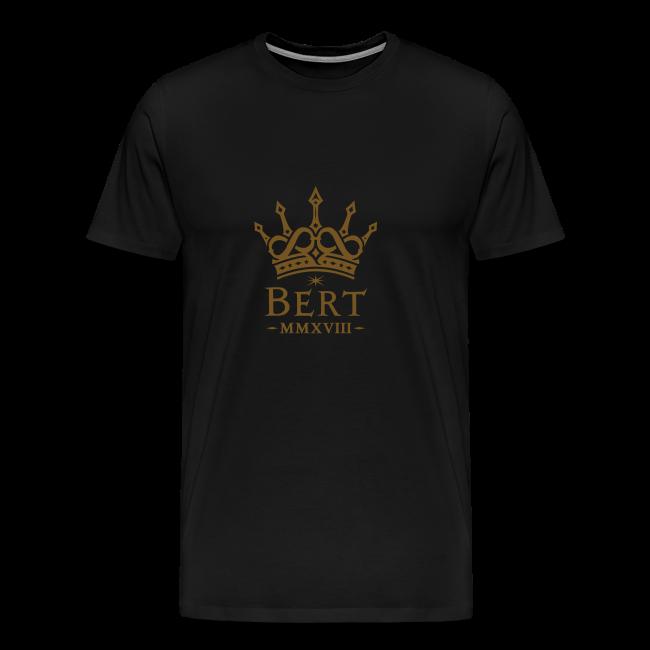 QueenBert 2018-Gold Glitter