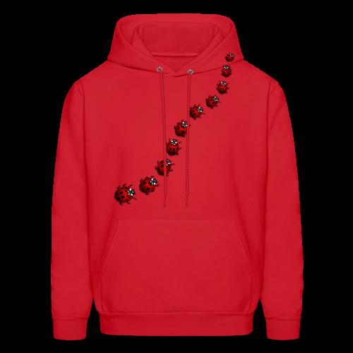 Ladybug / Ladybird Hoodie Sweatshirts Men's - Men's Hoodie
