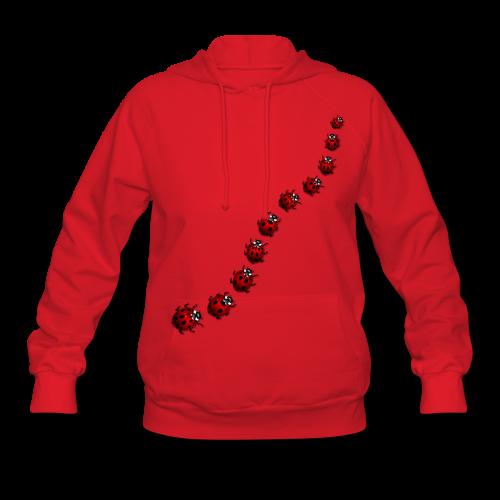 Ladybug / Ladybird Hoodie Sweatshirts Women's - Women's Hoodie