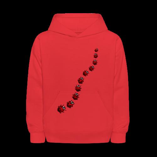 Ladybug / Ladybird Hoodie Sweatshirts Kid's - Kids' Hoodie