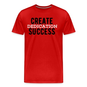 CREATE SUCCESS TSHIRT - Men's Premium T-Shirt