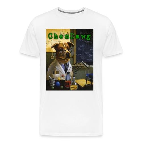 Chemdawg T Shirt - Men's Premium T-Shirt