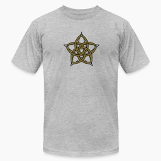 Pentagram & Venus Flower - Protection & Balance / T-Shirts