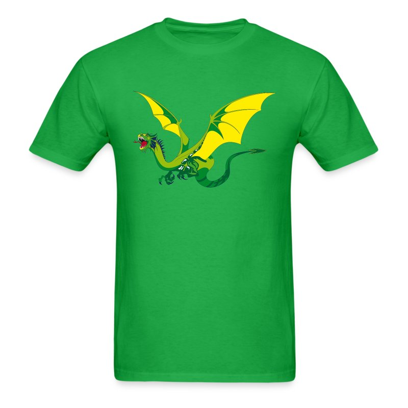 There Be Dragons - Men's T-Shirt
