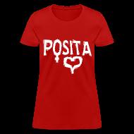 T-Shirts ~ Women's T-Shirt ~ WOMAN POSITA SHIRT