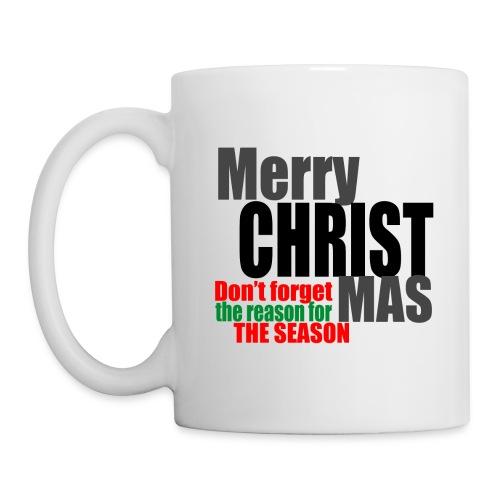Christmas Cup - Coffee/Tea Mug