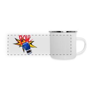 Boxing (ADD CUSTOM TEXT) - Panoramic Camper Mug