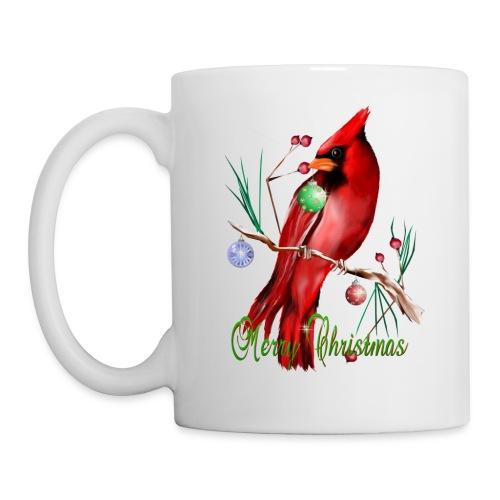 Christmas Bird Cup - Coffee/Tea Mug