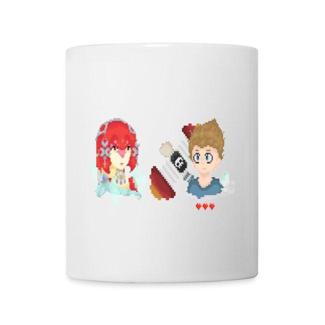 Sh*t Weapons Run Mug w/ Mipha and Keane