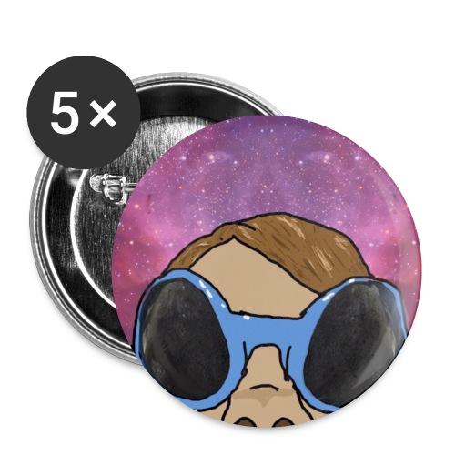 Alien Button - Small Buttons