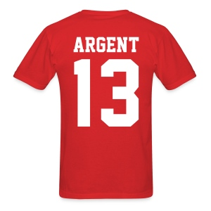 ARGENT 13 - Tee (XL Logo, NBL) - Men's T-Shirt