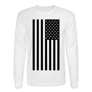 Black Flag - Men's Long Sleeve T-Shirt