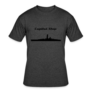 Battleship T-Shirt - Men's 50/50 T-Shirt