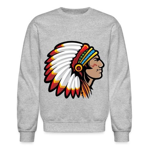 Native. - Crewneck Sweatshirt