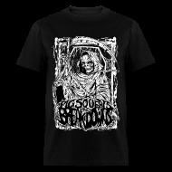 T-Shirts ~ Men's T-Shirt ~ Grim Repear [Black]