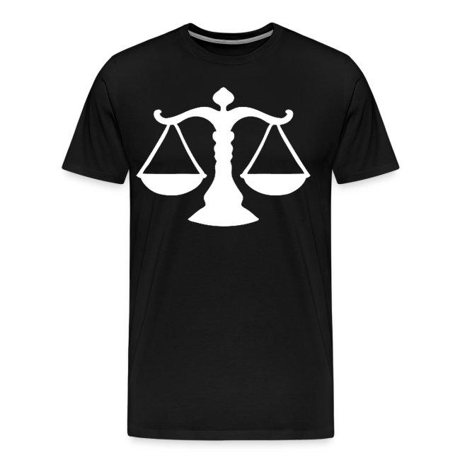 LIBRA ZODIAC t-shirt