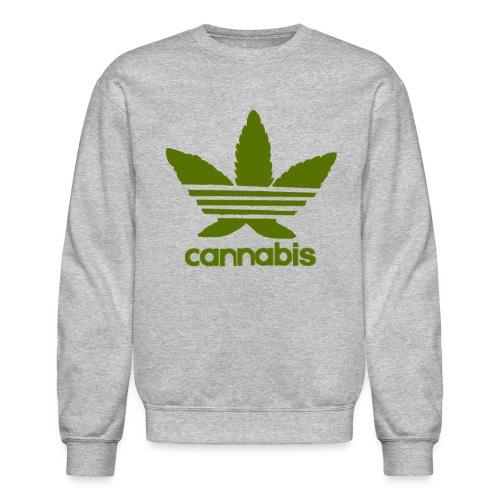 AmericanEra - Cannabis - Crewneck Sweatshirt
