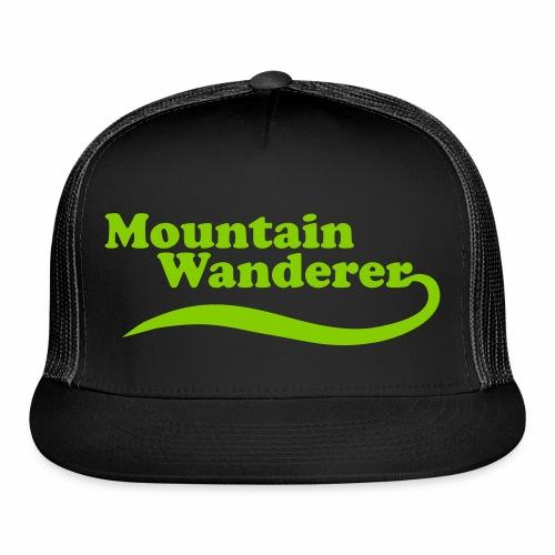 Mountain Wanderer - Trucker Hat - Trucker Cap