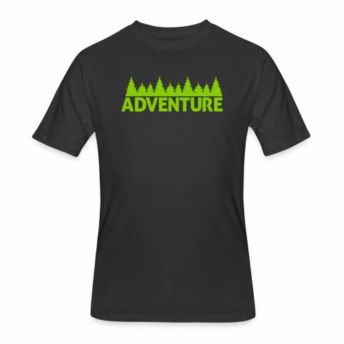 Adventure - Men's 50/50 Shirt - Men's 50/50 T-Shirt