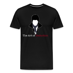 The Art of Deduction Shirt (Men) - Men's Premium T-Shirt