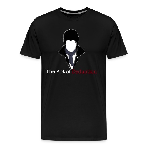The Art of Deduction Shirt (Men) - Men's Premium T-Shirt