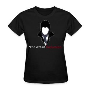 The Art of Deduction Shirt (Women) - Women's T-Shirt