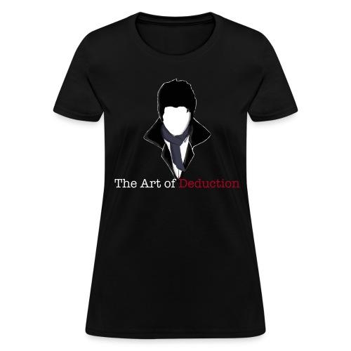 The Art of Deduction Shirt (Women) - Women's T-Shirt