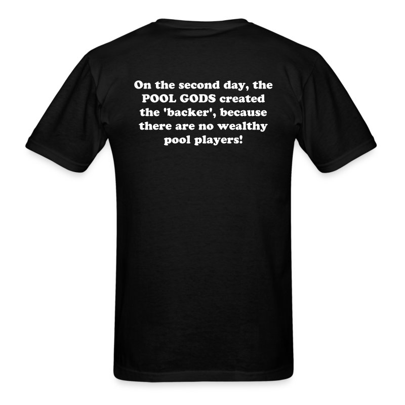 On the second day... T-shirt. - Men's T-Shirt