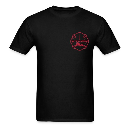 DOD Firefighter T-Shirt - Men's T-Shirt