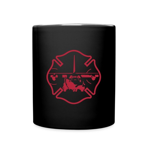 DOD Firefighter Coffee Mug - Full Color Mug