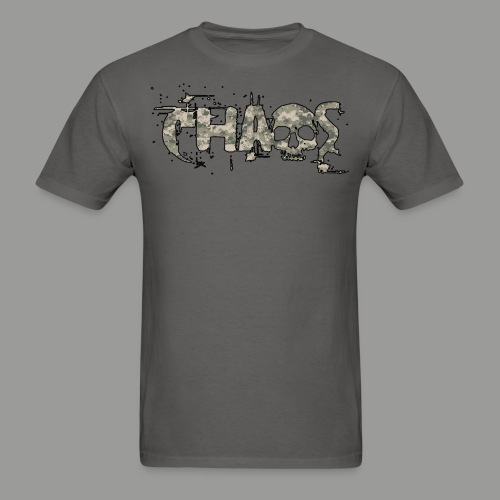 Army Multicam Chaos - Men's T-Shirt