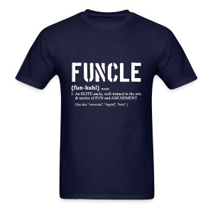 Funcle T-Shirt - Men's T-Shirt