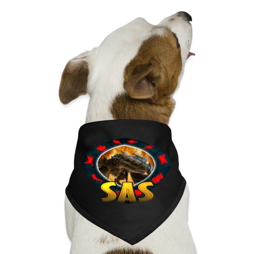 SAS Dragon Dog Bandana - Dog Bandana