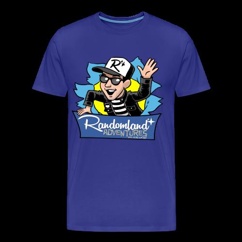 BURST! Plus sizes & Premium - Men's Premium T-Shirt