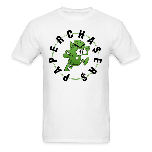 Paper Chase  - Men's T-Shirt