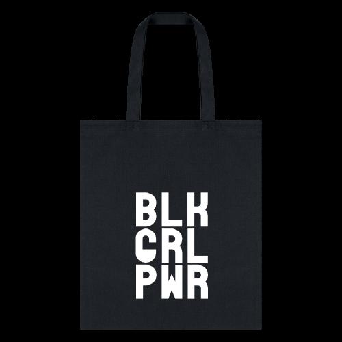 Black Girl Power  - Tote Bag