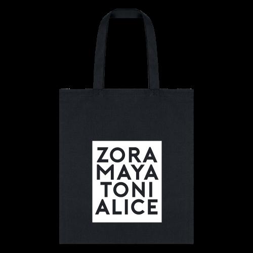 Zora Maya Toni Alice Tote - Tote Bag