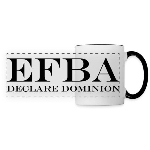 EFBA Mug - White - Panoramic Mug