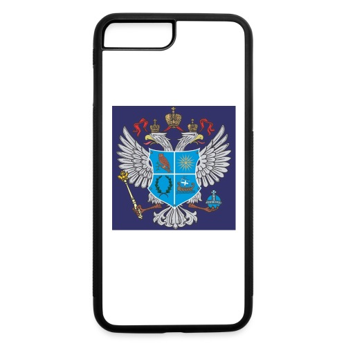 OΠΑCrest iPhone 7/8 Plus Phone Case - iPhone 7 Plus/8 Plus Rubber Case