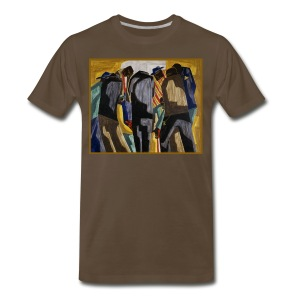 BROTHERLY LOVE - Men's Premium T-Shirt