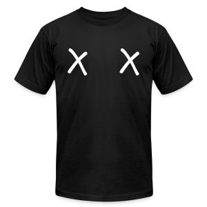 x Oakland x designed by Alexandro's Casa - Men's T-Shirt by American Apparel