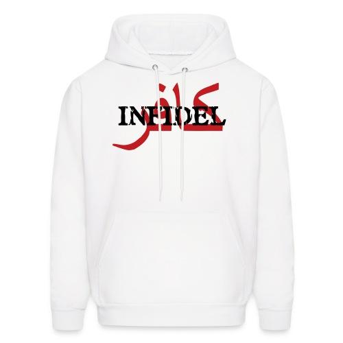 Infidel Hoodie - Men's Hoodie