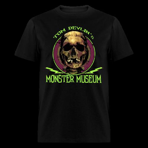 Men's Skull Logo Tee - Men's T-Shirt