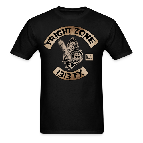 1313FX Fright Zone MC Men's Tee - Men's T-Shirt
